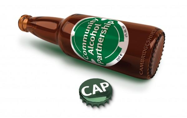 CAP branding – logo