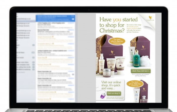Forever Living e-newsletter