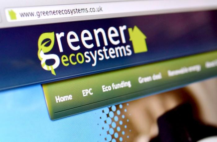 Greener Eco Website